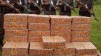 কানাইঘাটে ১ লক্ষ ৫ হাজার পিস নাসির বিড়ি উদ্ধার