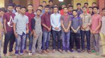 জগন্নাথপুর ডিগ্রি কলেজ ছাত্রদল ঐক্যবদ্ধ