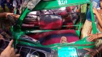 রাজনগরে সড়ক দুর্ঘটনায় দুই সহোদরসহ নিহত ৪