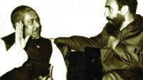 বিপ্লবী ফিদেল ক্যাস্ত্রো ও বঙ্গবন্ধু শেখ মুজিবুর রহমান