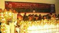 সামাদ আজাদের শূণ্যতা পূরণ হওয়ার নয়: নুরুল হুদা মুকুট