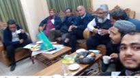 মুসা আল হাফিজকে নিয়ে শাবির টিচার্স ক্লাবে কবি সন্ধ্যা অনুষ্ঠিত