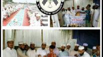 কেন্দ্রীয় যুব জমিয়তের উদ্যোগে সুনামগঞ্জ জেলায় ত্রাণ বিতরণ