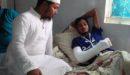 দূর্ঘটনায় আহত ছাত্র মজলিস নেতার পাশে ছাত্র জমিয়ত নেতা রাজি
