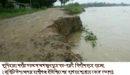 কুশিয়ারা নদীর ভাঙ্গনে জগন্নাথপুরে ঘর-বাড়ী বিলীন