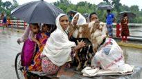 সুনামগঞ্জ,নেত্রকোনাসহ ২০ জেলায় বন্যার অবনতি