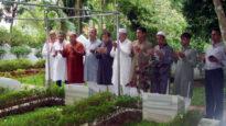 সাইফুর রহমানের কবর জিয়ারতে সিলেট মহানগর বিএনপি