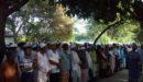 মিয়াদের লাশ নিয়ে ছাত্রলীগের মিছিল,  জগন্নাথপুরে দাফন সম্পন্ন