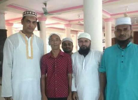 সিলেটে মণিপুরী যুবকের ইসলাম ধর্ম গ্রহণ