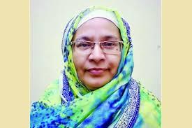 এমপি সায়রা মহসিন সড়ক দুর্ঘটনায় আহত