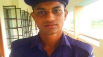 সুনামগঞ্জে সড়ক দুর্ঘটনায় পুলিশ কনস্টেবল নিহত