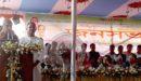 সুনামগঞ্জে যাদুকাটা নদীর ওপর সেতুর কাজ উদ্বোধন