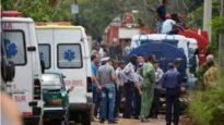 কিউবায় বিমান দুর্ঘটনায় অন্তত ১০০ জন নিহত