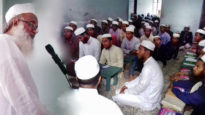 দারুল কিরাত মাদানিয়ায় মুফতি আবুল কালাম জাকারিয়া