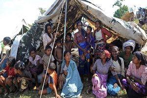 রোহিঙ্গা শরণার্থী: 'মৃত্যু আমাকে নেবে, জাতিসংঘ আমাকে নেবে না?'
