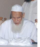 জীবন সায়াহ্নে-আল্লামা শাইখ হুসাইন আহমদ বারকোটী