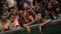 রোহিঙ্গাদের ১২টি নৌকা ফিরিয়ে দিয়েছে বিজিবি