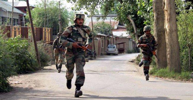 ভারতীয় তিন সেনাকে হত্যা করেছে পাক সেনাবাহিনী