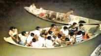 নাফ নদীতে ভাসছে শত শত রোহিঙ্গা