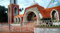 ভোলা জেলায় নান্দনিক মসজিদ র্নিমাণ
