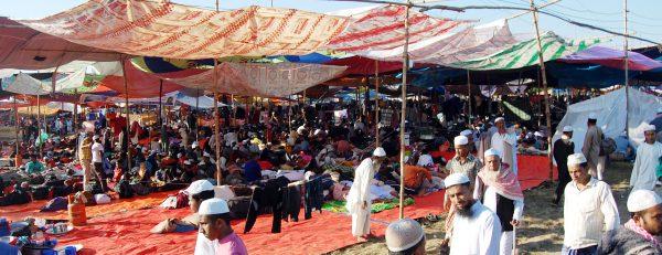 ইজতেমার ২য় দিন, সিলেটে সর্ববৃহত জুম্মা আজ (ভিডিওসহ)