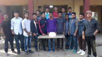 জগন্নাথপুর ডিগ্রি কলেজে ছাত্রদলের প্রতিষ্ঠা বার্ষিকী