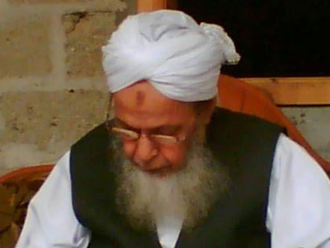 আল্লামা সালিম উল্লাহ খান আর নেই