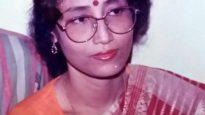 প্রথম নারী ইসি বেগম কবিতা খানম