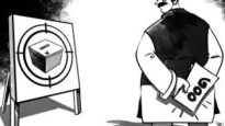 ভোটের চিত্র প্রত্যক্ষ করলেন সিলেটের বিভাগীয় কমিশনার ও ডিআইজি