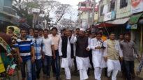 দিরাই-শাল্লায় আ. লীগের কেন্দ্রীয় নেতৃবৃন্দের গণসংযোগ