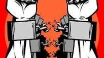 স্বীকৃতি, মূর্তি বিরোধী আন্দোলন, গ্রেফতারি পরোয়ানা বনাম প্রতিরক্ষা চুক্তি