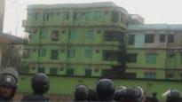 শিববাড়ীতে 'স্প্রিং রেইন'শুরু, আতঙ্কে আটকে পড়া  ২৯ পরিবার