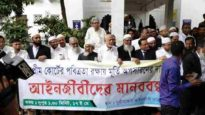 হিন্দু-মুসলিম দাঙ্গা বাধাতে সুপ্রিম কোর্টে মূর্তি স্থাপন'