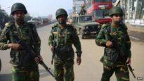'আগামী নির্বাচনে স্ট্রাইকিং ফোর্স হিসেবে থাকবে সেনাবাহিনী'
