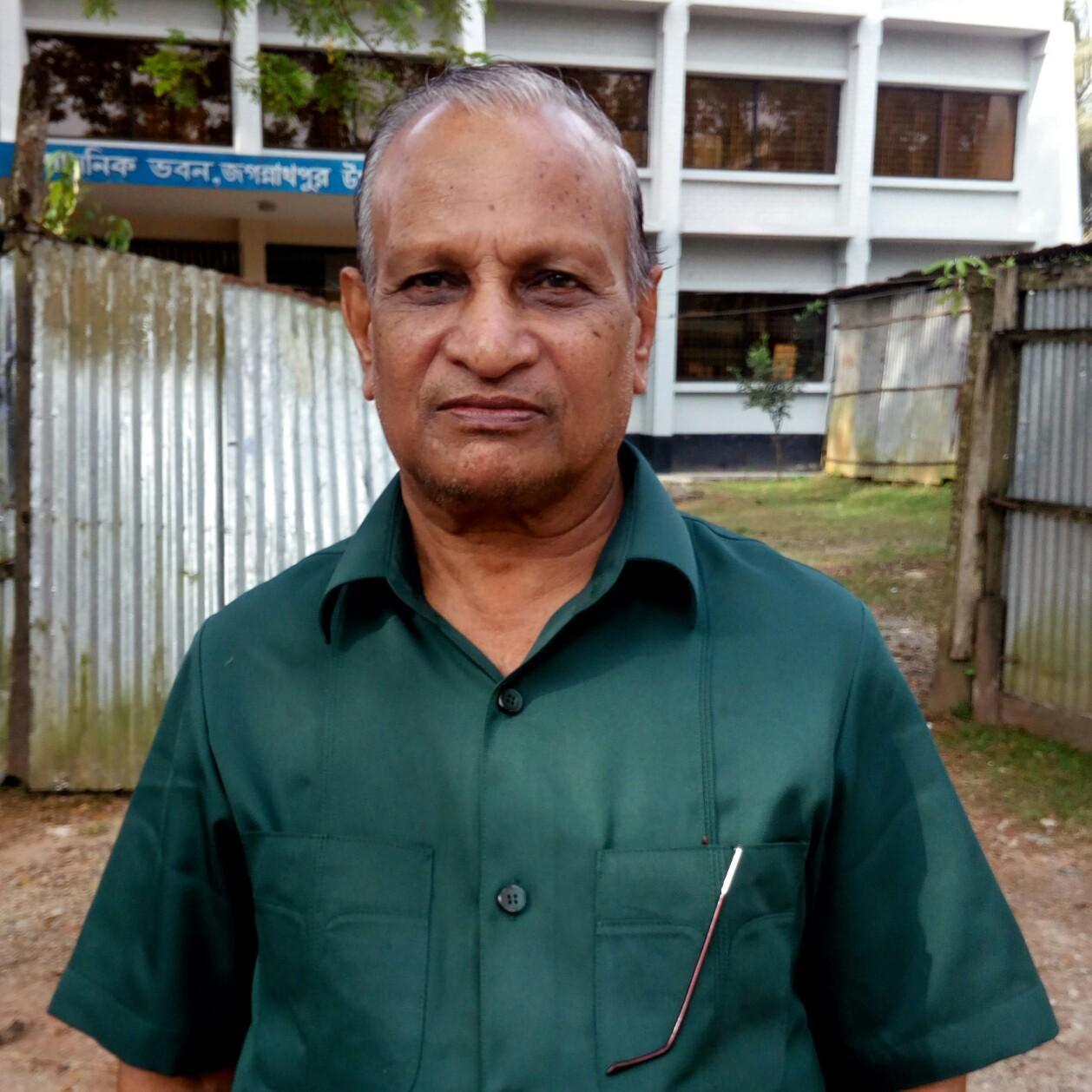 হাওর বাঁচাও সুনামগঞ্জ বাঁচাও আন্দোলন'র জগন্নাথপুর কমিটি গঠন