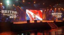 লন্ডনে অস্কারখ্যাত বৃটিশ কারী এওয়ারডসের ১৩ তম বর্ণাঢ্য আসর