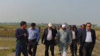 'প্রধানমন্ত্রী সুনামগঞ্জসহ হাওরাঞ্চলের ৪টি জেলার প্রতি সুদৃষ্টি রাখছেন'
