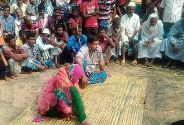 প্রবাসীর স্ত্রীর সঙ্গে আপত্তিকর অবস্থায় আ'লীগ নেতা