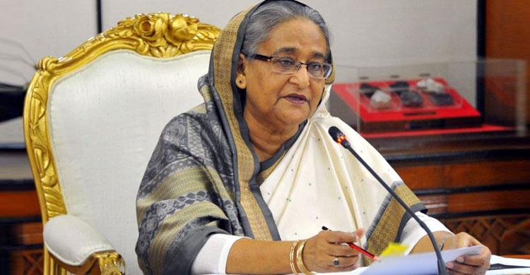 দুর্যোগ মোকাবেলায় বাংলাদেশ এখন রোল মডেল : প্রধানমন্ত্রী