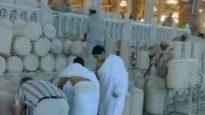 প্রতিদিন জমজমের পানির ১০০টি নমুনা পরীক্ষা!
