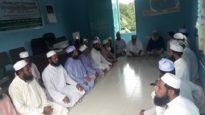 বানিয়াচং উপজেলা  জমিয়তের  আহ্বায়ক কমিটি গঠন