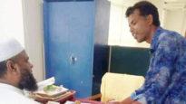 নির্বাচন কমিশনে জমিয়তের অডিট রিপোর্ট হস্তান্তর