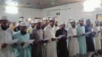 সুনামগঞ্জ জেলা ছাত্র জমিয়তের শপথ গ্রহণ সম্পন্ন