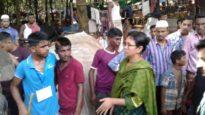দলদলি রাবার বাগানের ভেতর থেকে অবৈধ পশুর হাট উচ্ছেদ