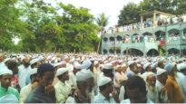 অন্তিম শয়ানে হাদীস বিশারদ হোসাইন আহমদ বারকুটি (রহ)