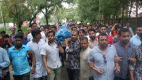 রাজু হত্যার ঘটনায় রকিব-দিনারসহ ২৩ জনের বিরুদ্ধে থানায় মামলা