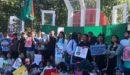 নিরাপদ সড়ক আন্দোলনের সমর্থনে লন্ডনে সংহতি সমাবেশ