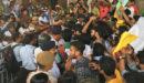 বাংলাদেশের শিক্ষার্থীদের আন্দোলন সমর্থনে কলকাতায় কর্মসূচি