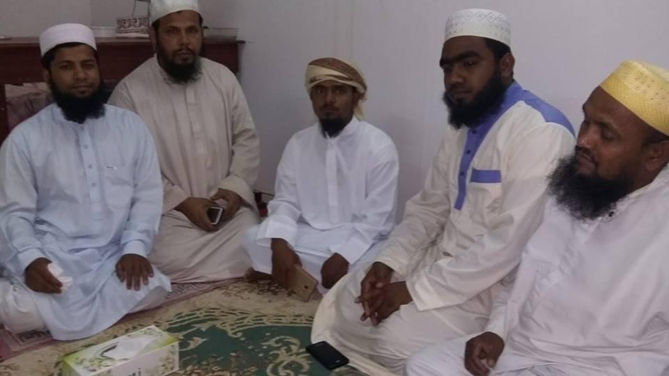 ওমান জমিয়ত সুর আল-কামিল শাখা আহবায়ক কমিটি গঠিত