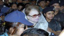 যত ইচ্ছা সাজা দিন : খালেদা জিয়া